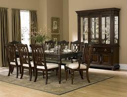 Thomasville Cherry Dining Room Set Bassett Cherry Dining Room Chair Cherry Dining Room Table And Set