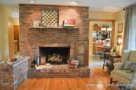 medium decorating ideas brown red brick