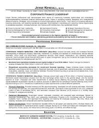 Best Example Resume. Cool Finance Resumes 9 36 Best Images About ...