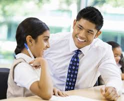 new montessori opportunities preparing for interviews namc namc montessori preparing for interviews male teacher helps girl