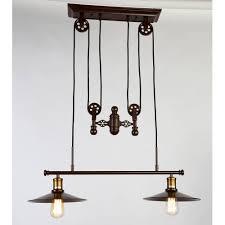 Регулируемый подвесной <b>светильник Favourite</b> — <b>1762</b>-2P <b>Winch</b> ...