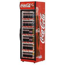 super 76 coke glass door merchandiser tegometall shelving super 76 coke glass door merchandiser
