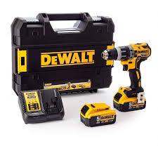 <b>DeWalt DCD796P2-QW</b> XR Compact Li-Ion Drill - P&P Ilikodomiki LTD