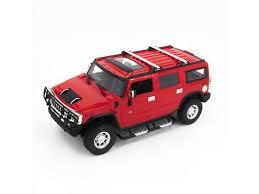 <b>Радиоуправляемая Машина</b> Hummer H2 Red Новая – купить в ...