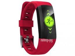 <b>Умный браслет ZDK S906</b> Red
