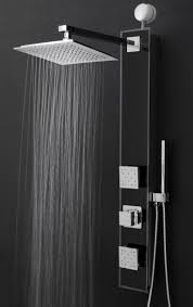 ideas shower systems pinterest: features shower panel system comes with a easy connect adapter rainfall shower heads