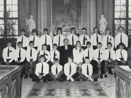 ... Karin Ingrid Birgitta Reinhammar, Ingrid Margareta Sundström, Maud Svedin, Inga-Lill Svensson, Ros-Marie Svensson, Laila Maria Åsberg. Den 6 juni 1970 - 1970hdal02