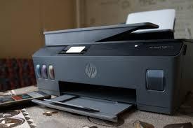 Обзор <b>HP Smart Tank</b> 615 Wireless: <b>МФУ</b> для тех, кто много ...