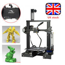 <b>Creality 3D Ender</b> 3 3D Printers for sale   eBay