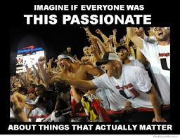 Imagine If Everyone Was This Passionate… | WeKnowMemes via Relatably.com