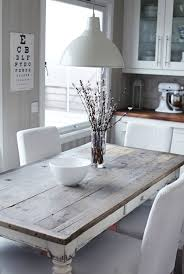 love table could add rustic boards over exsisting table hhhhhmmmm great idea for desk too charming pernk dining room
