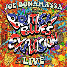 Joe Bonamassa - <b>British Blues</b> Explosion Live [2 CD] - Amazon.com ...