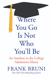 how many ap courses do elite colleges require cover where you go is not who you ll be