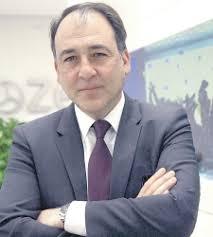 Luis Mora, director general de PharmaMar, filial de Zeltia. Foto: Elisa Senra. - luis-mora-zeltia