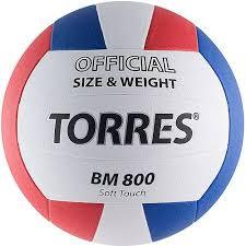 <b>Мяч волейбольный Torres</b> BM800 купить в Москве — интернет ...