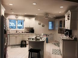 photos blue accent wall kitchen