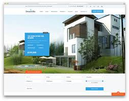 best real estate wordpress themes for agencies realtors and dreamvilla multiple property wordpress real estate theme