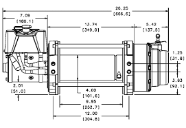 v winch motor wiring diagram wiring diagram and schematic design harbor freight winch wiring pirate4x4 4x4 and off road forum