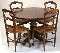 French Provincial Dining Room Sets Inventia Design 345 French Provincial Round Dining Table With