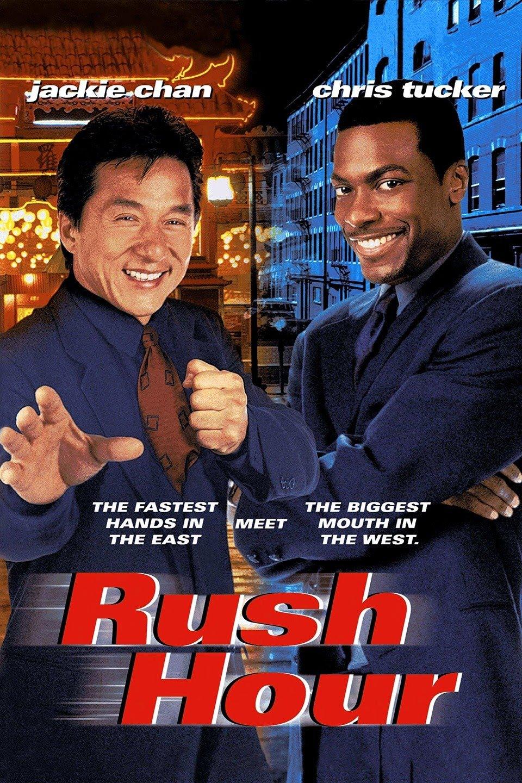 Rush Hour 1 (1998) Dual Audio {Hindi-English} 480p| 720p