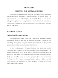 Research Design Proposal     Centre For Biotechnology   Bioinformatics   University of Nairobi