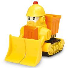 отзывы об <b>Robocar Poli Брунер</b> (<b>желтый</b>)