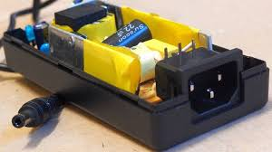 <b>12V 5A</b> LED <b>switching</b> power supply - with schematic - YouTube