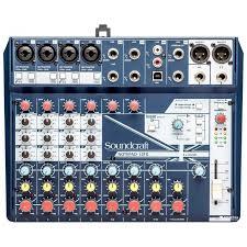 Микшерный пульт Soundcraft Notepad-12FX. Цена ... - ROZETKA