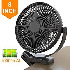 Home, Furniture & <b>DIY 1Pc</b> Portable Camping Fan <b>Rechargeable</b> ...