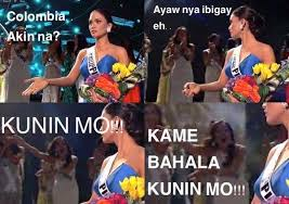 Trending Miss Universe 2015 Memes Filipino Edition - Viral Buzz Makers via Relatably.com