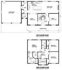 ideas about Two Storey House Plans on Pinterest   Double    House plans from Canadian Home Designs  Ontario licensed stock and custom house plans including bungalow  two storey  garage  cottage  estate homes