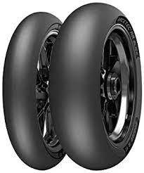 <b>Metzeler Racetec RR</b> Slick K1 Front ( 120/70 R17 TL Front wheel ...