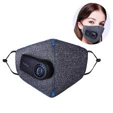 <b>Purely KN95 Anti-Pollution Mask</b> Rechargeable Anti Dust Breathing ...