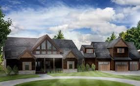 Mountain House Plans by Max Fulbright Designsrustic mountain home plan   garage appalachia mountain