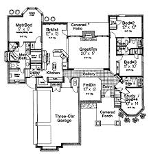 Beautiful Best bedroom bungalow house plans for Hall  Kitchen     bedroom bungalow plans