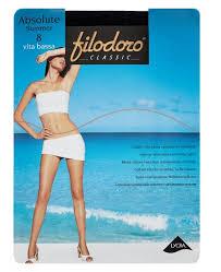 <b>Колготки Filodoro</b> Classic Absolute Summer Vita Bassa <b>8 den</b> ...