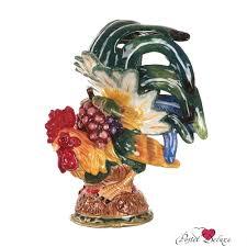 <b>Фигурка Lefard</b> Петух Китай 25 см Керамика