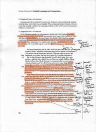 ap lang sample essays  college confidential ap central  the ap english language and composition exam
