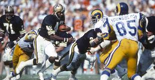New Orleans Saints at Los Angeles Rams: Series history and ...