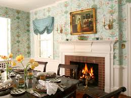 size dining room white floral wallpaper how to pick wallpaper rms belleinteriors turquoise dining room sxjpgre