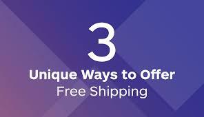 3 <b>Unique</b> Ways to Offer <b>Free Shipping</b> | Shippo