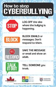 best ideas about bullying posters anti bullying a great visual step by step guide teaching kids strategies to respond to middot cyberbullying occurscyberbullying elementaryexperience cyberbullyingstopping