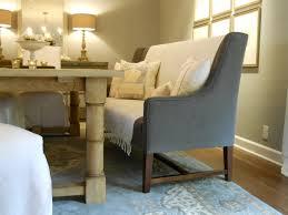 Dining Room Bench Seating Ultramodern Way Dining Room Set With Bench Fancy Pine Dining Room