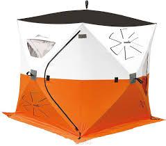 <b>Палатка рыболовная зимняя</b> Norfin Fishing Hot Cube, 147 x 147 x ...
