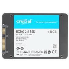 Купить 480 ГБ SSD-накопитель <b>Crucial</b> BX500 [<b>CT480BX500SSD1</b> ...