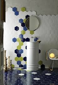 Hexagon Tile Floor Patterns 92 Best Hexagon Tile Looks Images On Pinterest Hex Tile