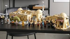 The New <b>LEGO Star Wars</b> Mos Eisley Cantina is a Wretched Hive of ...