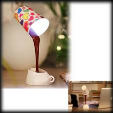Image result for coffee mug lamp
