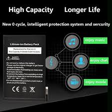 Ogodeal Replacement Battery for Apple iP- Buy Online in Canada at ...