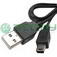 <b>Аксессуар 5bites USB</b> AM-MIN 5P 1m UC5007-010, цена 10 руб ...